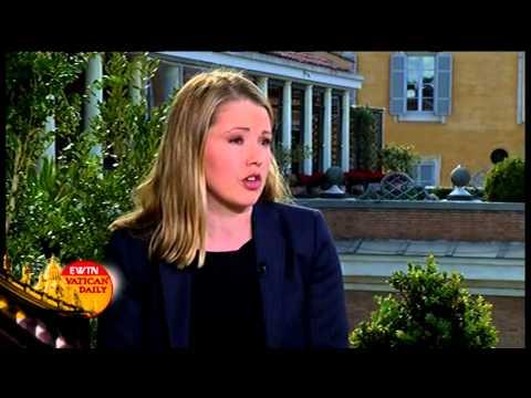 EWTN Vatican Daily Colleen Carroll Campbell