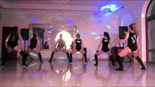 black swag girls bsg twerk booty dance вікторія лім