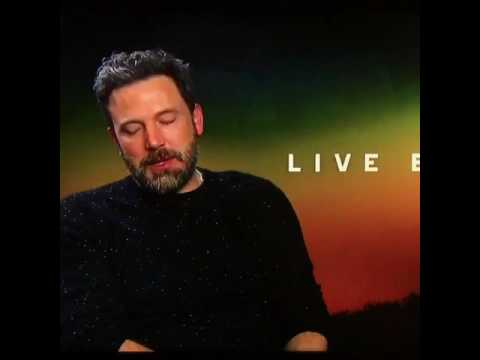 Ben Affleck talking about Kevin Smith 2017