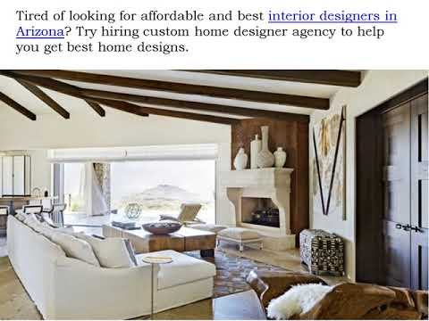Arizona Affordable Interior Designer