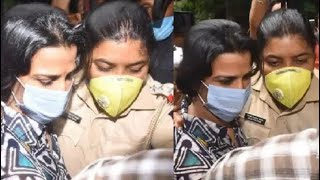 Sushant Singh की बहन पहुँची ED के Office Rhea के ख़िलाफ़ दिया बयान