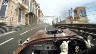 JD Classics Jaguar C-type 2014 Monaco Historic