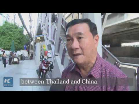 Vox pop: What do Thais think of Belt and Road Initiative proposed by China