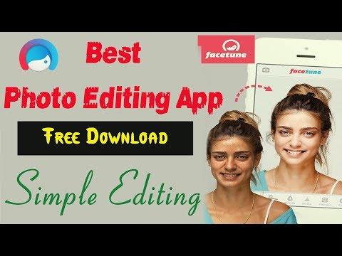How To Download Facetune Full Unlocked Version & Edit  Photo Easily