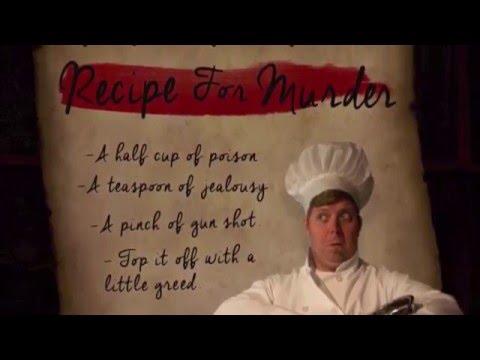 Recipe for Murder Trailer