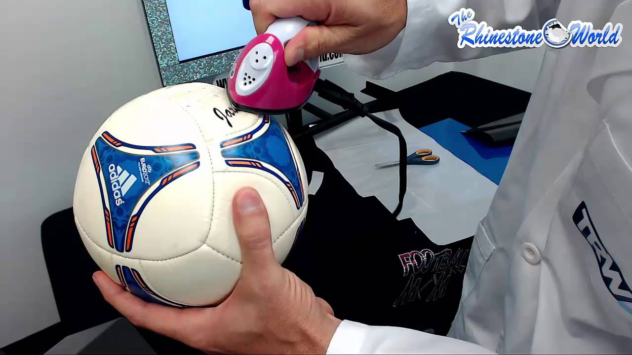 Trw Lab 2 How To Create A Custom Soccer Ball With Easyweed Stretch