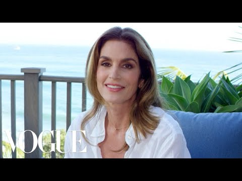 73 Questions With Cindy Crawford  Vogue