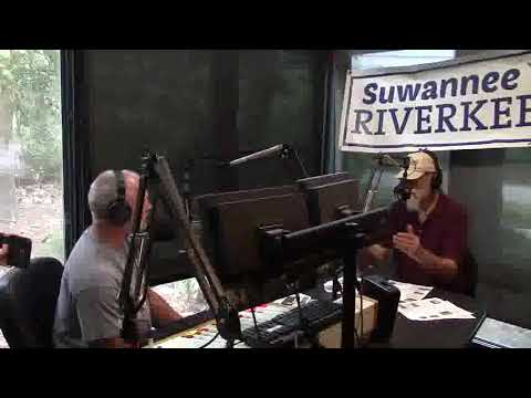 Suwannee Riverkeeper on Steve Nichols radio, 2020-10-06
