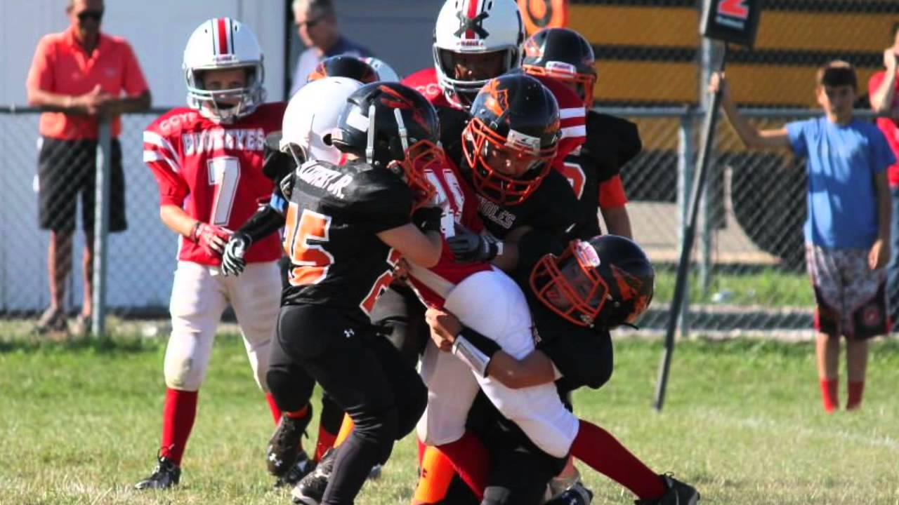 Ohio midget football