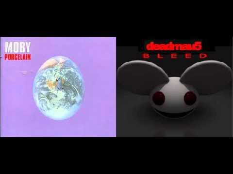 Moby vs Deadmau5 - Porcelain/Bleed MIX By Murilo Demarch
