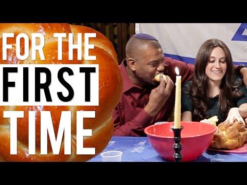 Black People Celebrate Shabbat