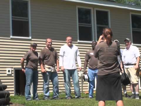 Omron Industrial Automation - Habitat for Humanity