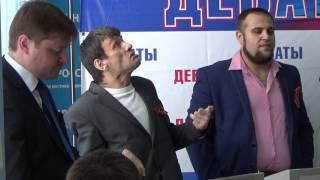 Предварительное голосование: дебаты. Краснодар. 07.05.16