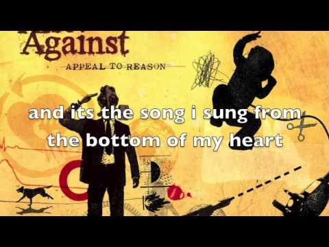 rise against   from heads unworthy   lyrics