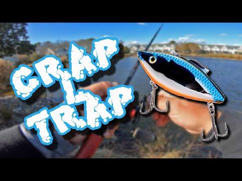 RAT-L-TRAP Fishing Aka Crap-L-Trap Episode