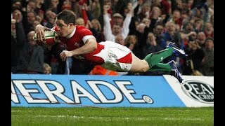 Rugby's GREATEST Flying Tries!