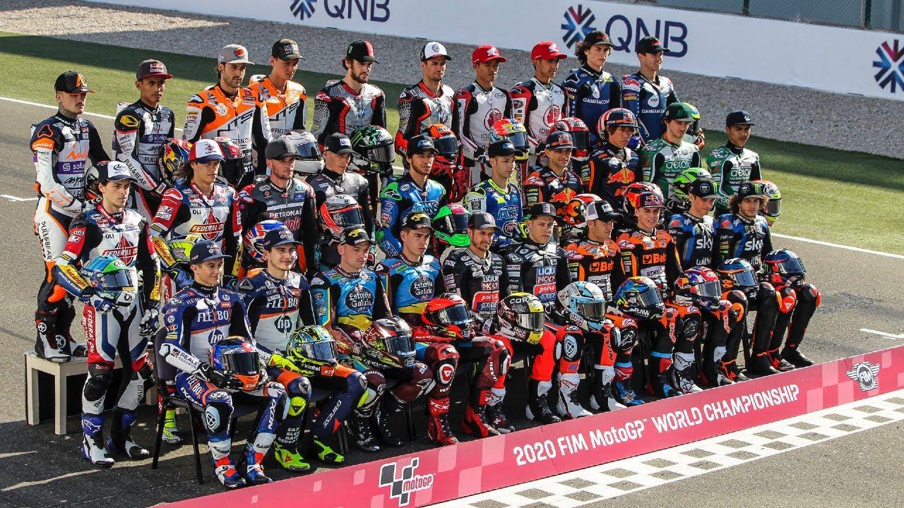 #MotoGP | Es hora de ponerse el mono