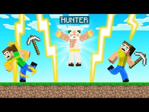 GOD Hunter VS Speedrunners! (Minecraft)