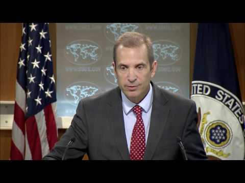 Daily Press Briefing - October 14, 2016
