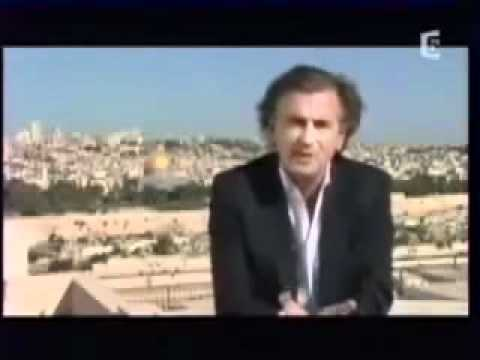 Le prophète BHL en Libye pour apporter le TALMUD.mp4