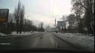 Прыгун в г.Сумы(Авария в Сумах 10.03.2016., 2016-03-10T10:22:04.000Z)