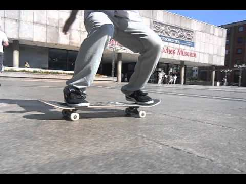 Merlin Puma Skate - YouTube