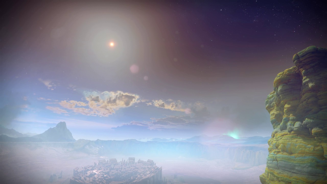 The View from Io 2 - (Destiny 2) - [Live Wallpaper] 4K - YouTube