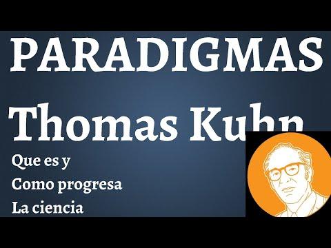 Que es un Paradima-Thomas Kuhn