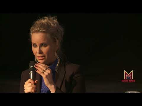 Masterclass with Sofia Helin  English  SERIES MANIA 2018