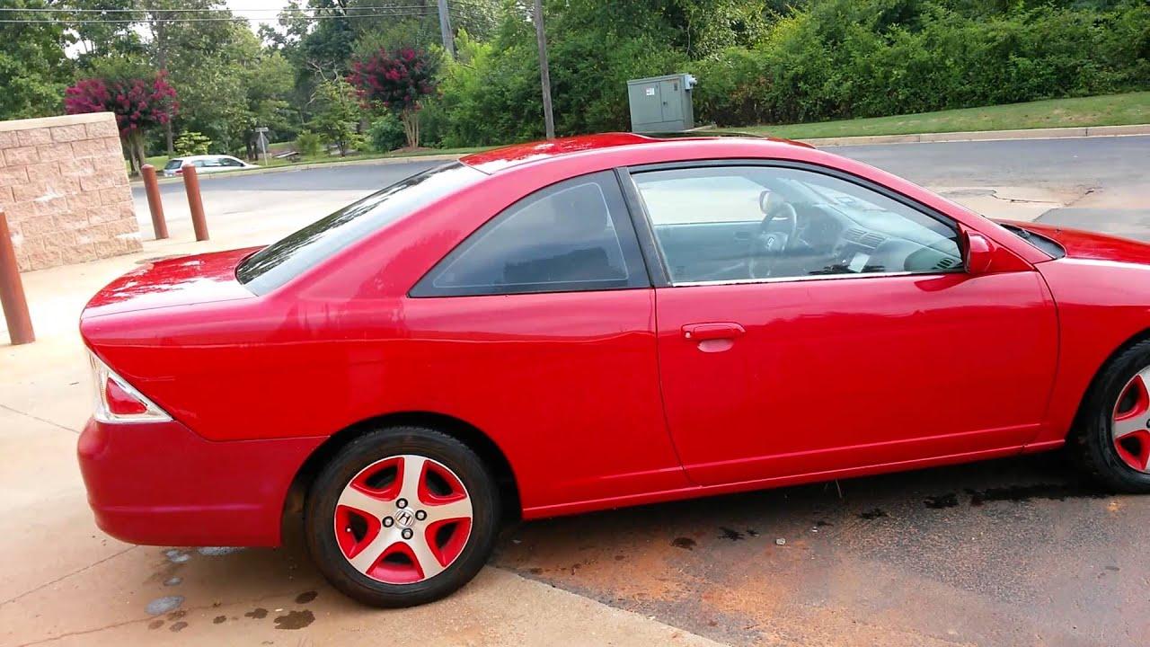 2001 Honda Civic SI Finished