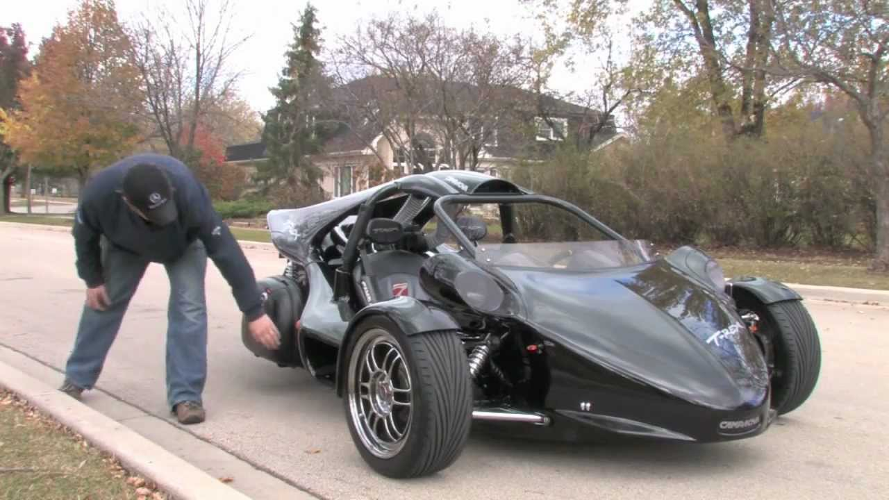 Campagna T Rex D Amp M Motorsports Video Test Drive And