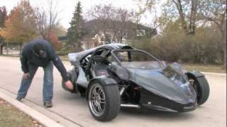 Campagna T-Rex--D&M Motorsports Video Test Drive and Review 2012 Chris Moran
