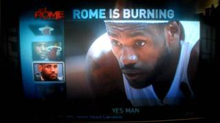 Jim Rome Is Burning on LeBron James