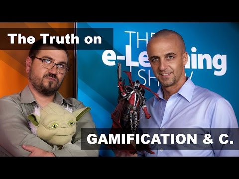 The truth on GAMIFICATION - The e-Learning Show (Allos)