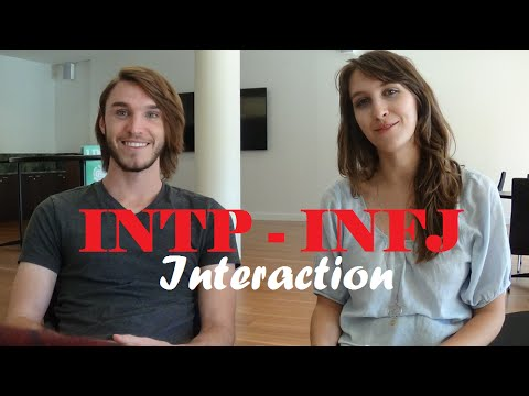 INTP-INFJ Interaction