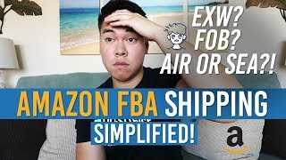 How To Ship To Amazon SIMPLIFIED! NO MORE CONFUSION!