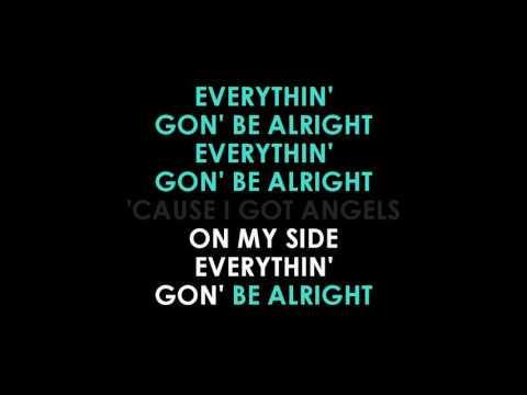 Rick Astley Angels on My Side karaoke  | GOLDEN KARAOKE