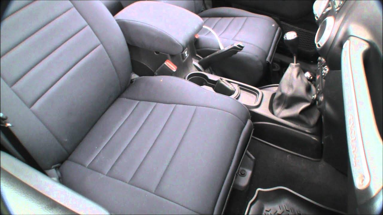 Spotlight on Wet Okole Waterproof Seat Covers - YouTube