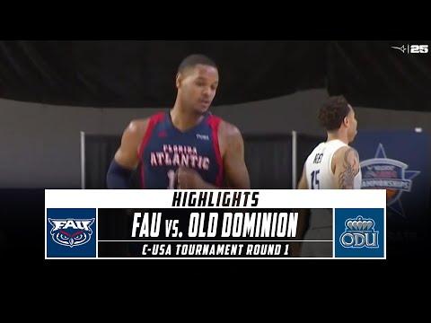 fau-vs.-old-dominion-highlights---c-usa-men's-basketball-tournament-round-1-(2020)-|-stadium