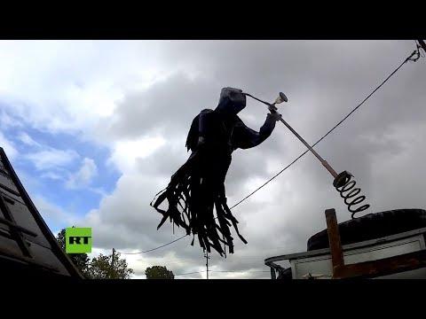 Tormenta Derecho en EE. UU - provoca vientos de hasta 100 millas por hora - Agosto del 2020из YouTube · Длительность: 23 мин17 с