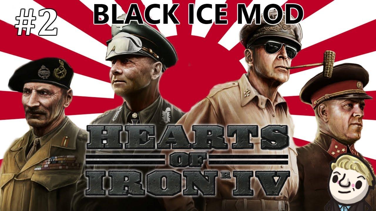 Hearts of iron 4 black ice