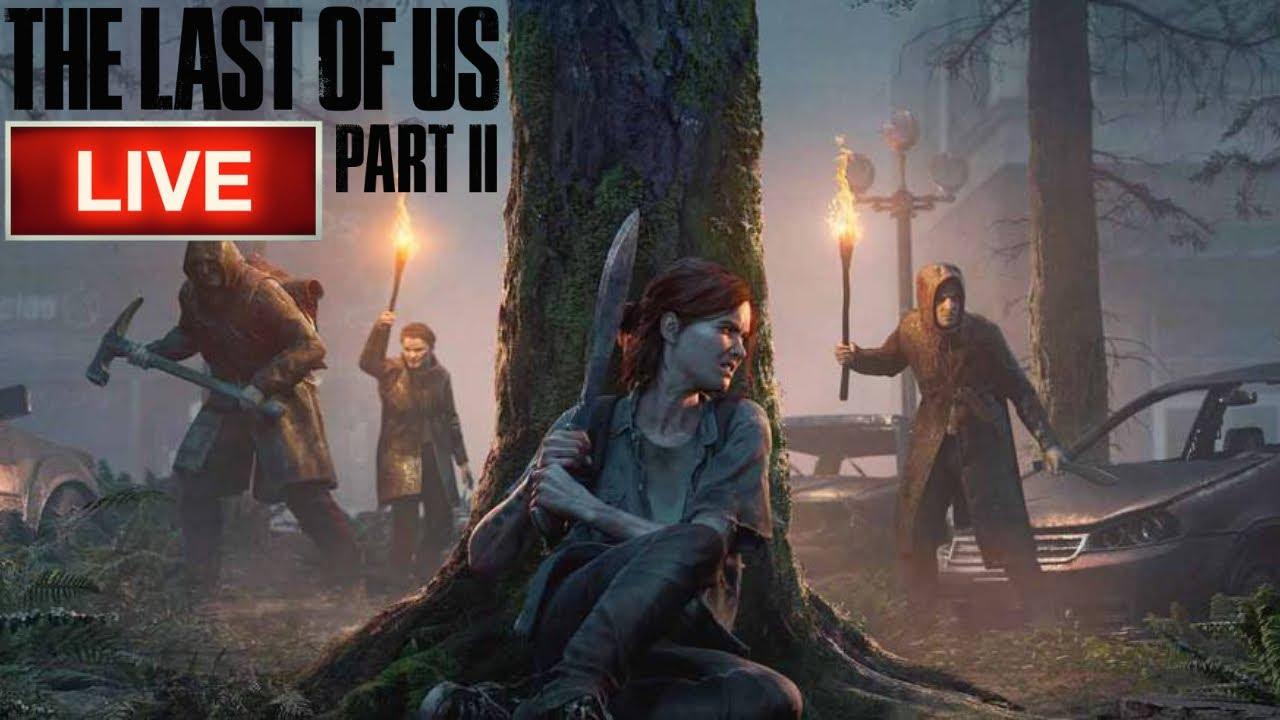 INICIAMOS THE LAST OF US 2|EN VIVO| Capitulo #1
