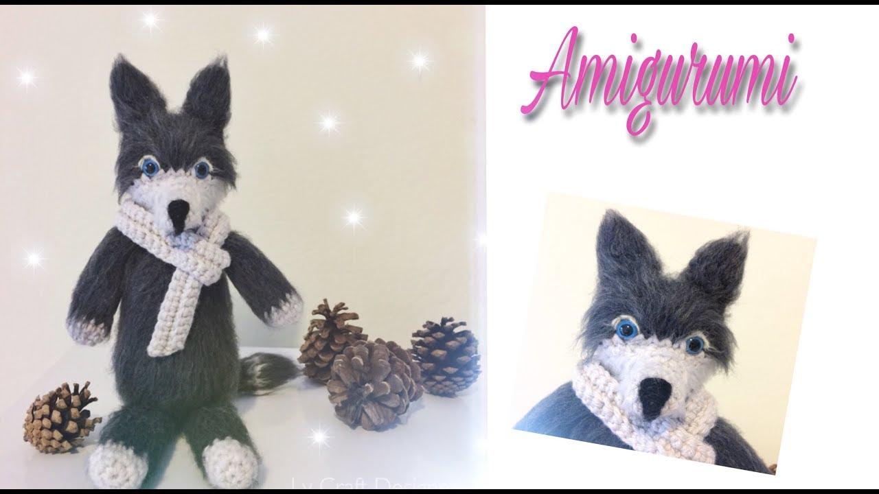CUTE AMIGURUMI | FOX AMIGURUMI CROCHET TUTORIAL | FREE PATTERN ... | 720x1280