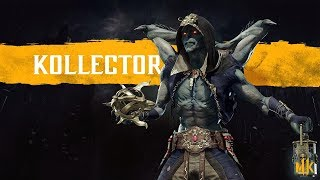 Mortal Kombat 11 Kollector Reveal Gameplay Trailer