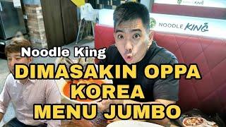 Kuliner Korea ASLI di Surabaya : Noodle King