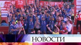 Владимир Путин поздравил команду «КамАЗ-мастер» спобедой намеждународном ралли «Шелковый путь».
