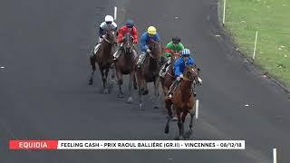 Vidéo de la course PMU PRIX RAOUL BALLIERE