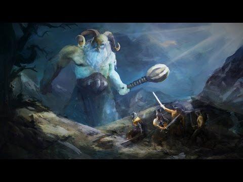 Fantasy Music - Mountain Giants