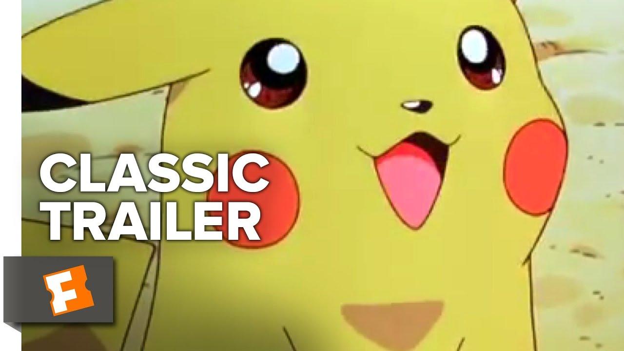 Pokemon The Movie 2000 2000 Trailer 1 Movieclips Classic