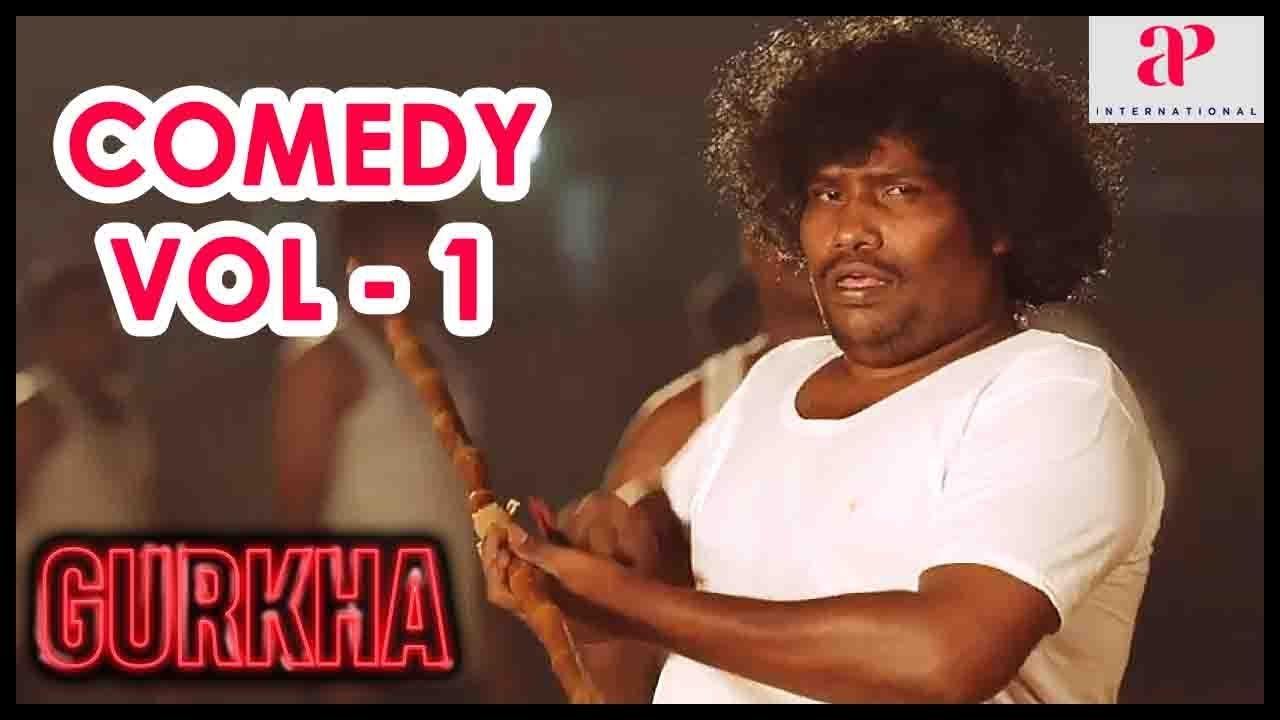 Download Gurkha Movie | Full Comedy Scene | Part 1 | Yogi Babu | Elyssa | Charle | Anandaraj | Ravi Mariya